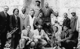 The Afro-Cuban All Stars.
