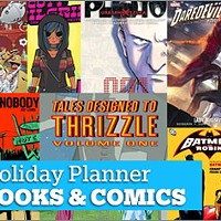 The Best Books and Comics of 2009