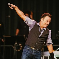 Bruce Springsteen's essence (update: with slideshow!)