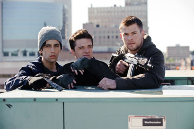 The boys of Red Dawn