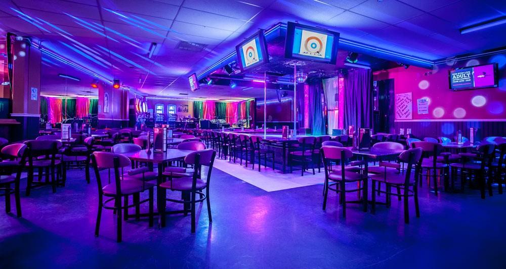 club Halifax strip