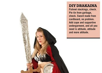 The Coast's guide to a DIY Halloween