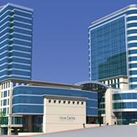 The convention centre rescue plan