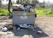 The dumpster diet