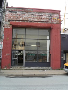The Forbes Restorations building has been suggested as the location of a new Gottingen Street credit union.
