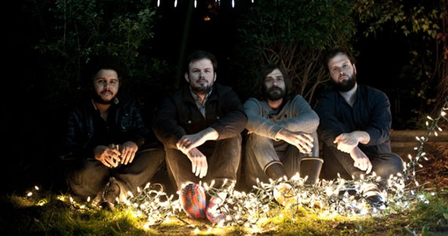 The gang is back again: Catch Wintersleep at Alderney Landing on Saturday - SCOTT MUNN