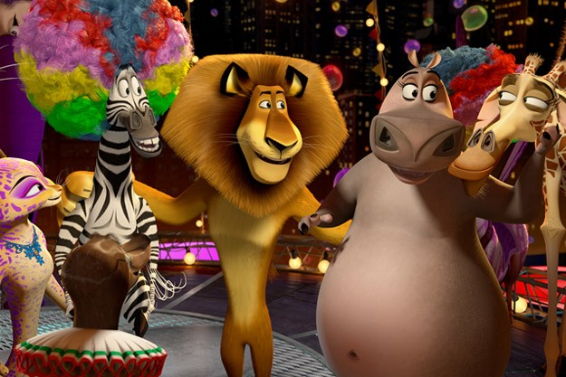 The gang's all here in Madagascar 3