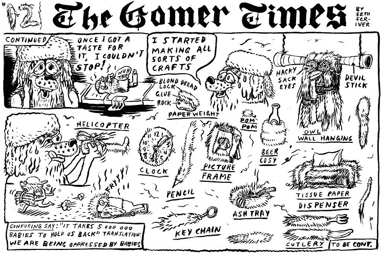 The Gomer Times #12