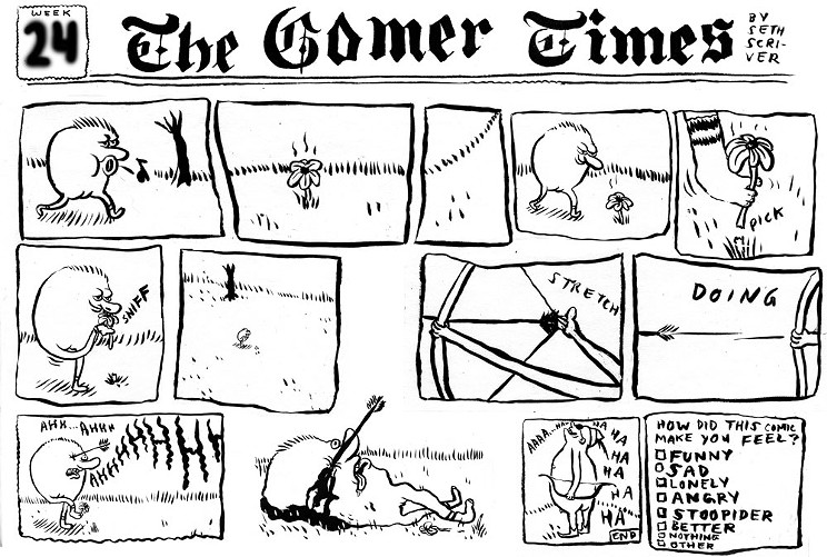 The Gomer Times #24