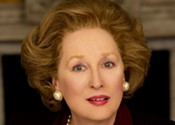 <i>The Iron Lady</i> shows some rust