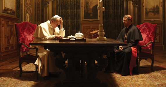 The Jewish Cardinal is part of the Atlantic Jewish Film Festival's eclectic lineup.