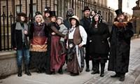 The Jules Verne Phantastical Society brings the fun downtown.