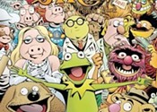 <i>The Muppet Show: Meet The Muppets</i> (Boom! Studios)