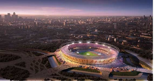 THE OLYMPICS ARE COMING! THE OLYMPICS ARE COMING!