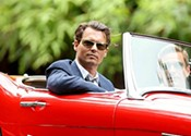 <i>The Rum Diary</i> a hot mess