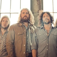 The Sheepdogs' doggy style