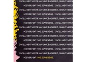 <i>The Simpsons: An Uncensored, Unauthorized History</i>, John Ortved (Greystone)