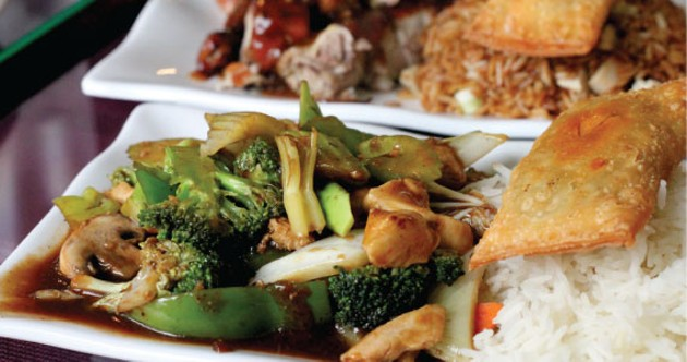 The snappy and tender Schezuan stir-fry leads the way.