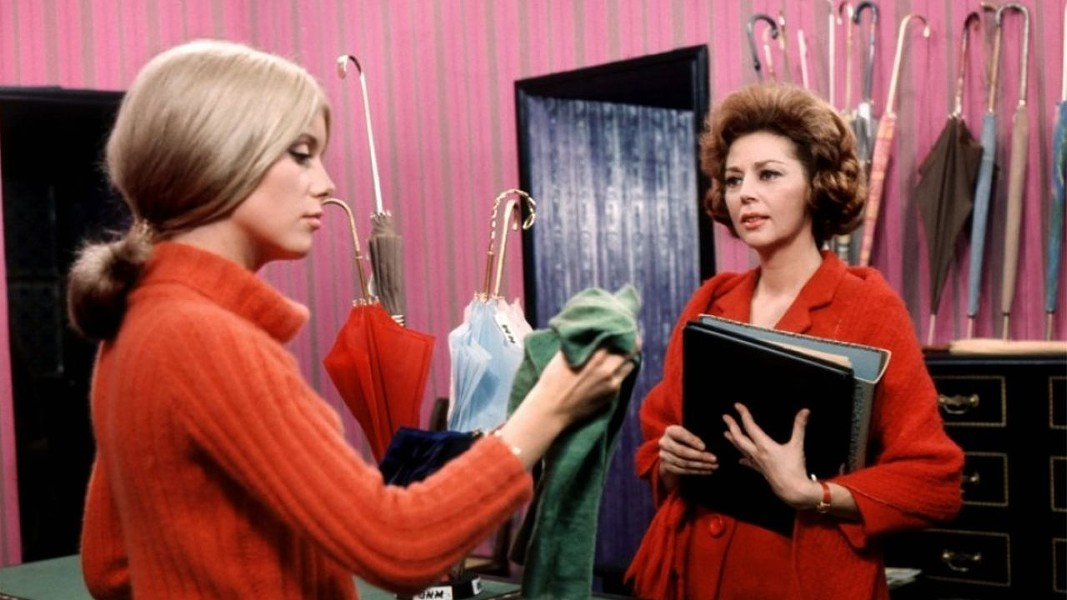 The Umbrellas of Cherbourg bring May flowers