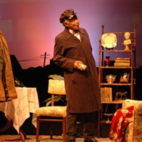 The valley's summer treat,  Driving Miss Daisy
