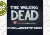 <i> The Walking Dead Episode 4: Around Every Corner </i>
