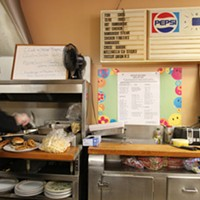 The Westcliff Diner remains largely unchanged despite Halifax's food revolution.