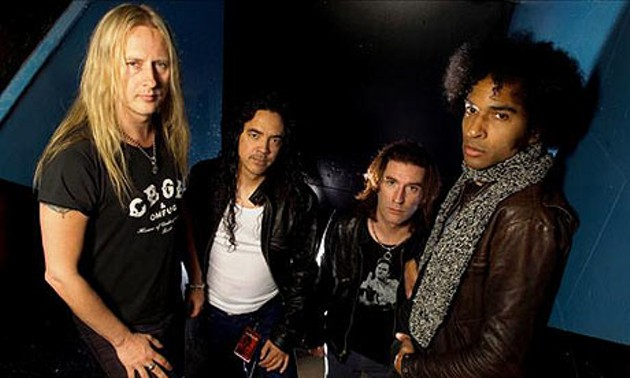 This is what Alice In Chains looks like now