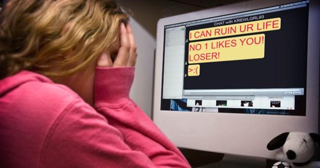 Toni Nicolas takes on cyber bullying.