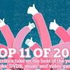 Top 11 of 2011