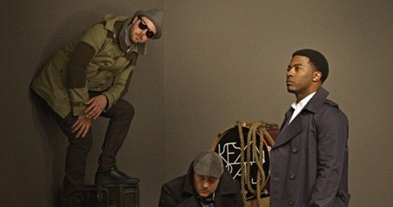 Toronto trio Keys N' Krates.