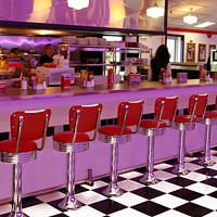 True North Diner's retro-fitted comforts