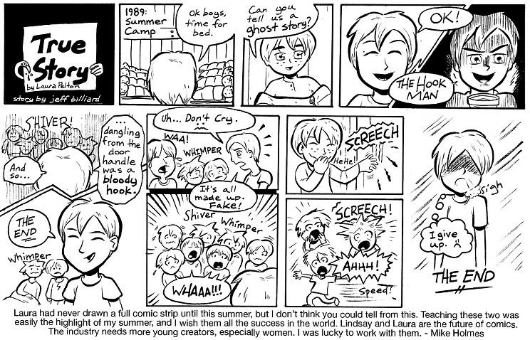 True Story by Jeff Billiard