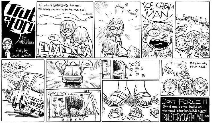 True Story by Luna Invidia