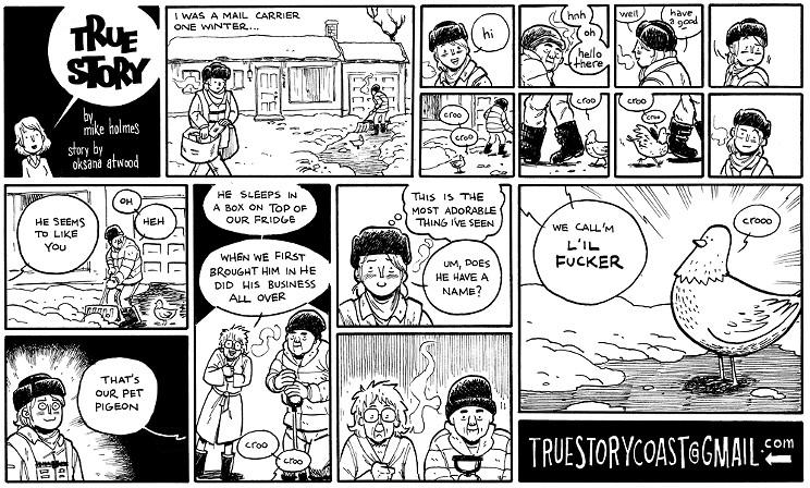 True Story by Oksana Atwood