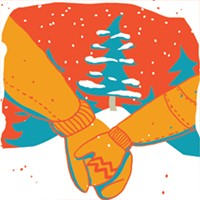 Twelve days of holiday events