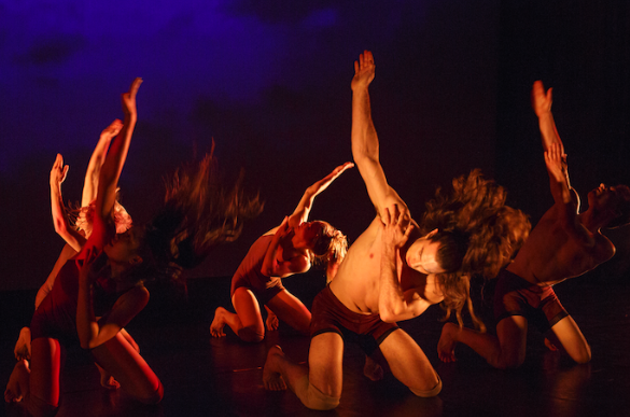 Red Sky Performance's critical smash Backbone comes to Halifax for one night only (see 2).