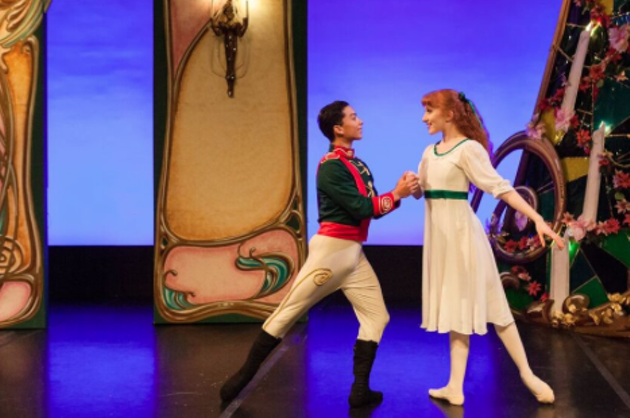 Symphony Nova Scotia's The Nutcracker tells a tale of love and courage (see 4). - CATHY MCKELVEY PHOTO