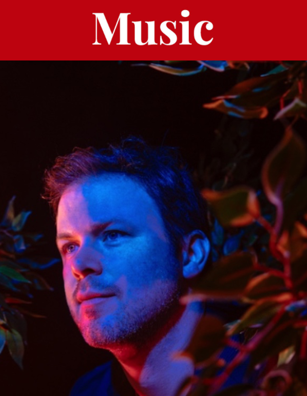 Postdata, the side project of Wintersleep frontperson Paul Murphy, arrives at The Seahorse on Thursday. - NORMAN WONG