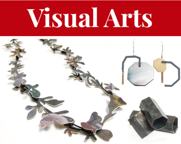 Studio 21 shows a collection of conversation-starting fine art jewellery. - SUBMITTED PHOTO