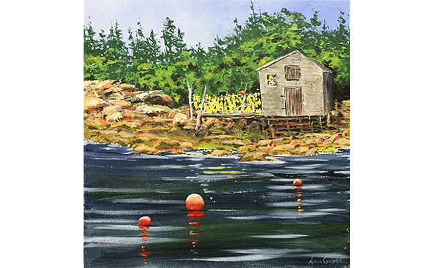 """Northwest Cove, NS"" Nora Gross. - SUBMITTED"