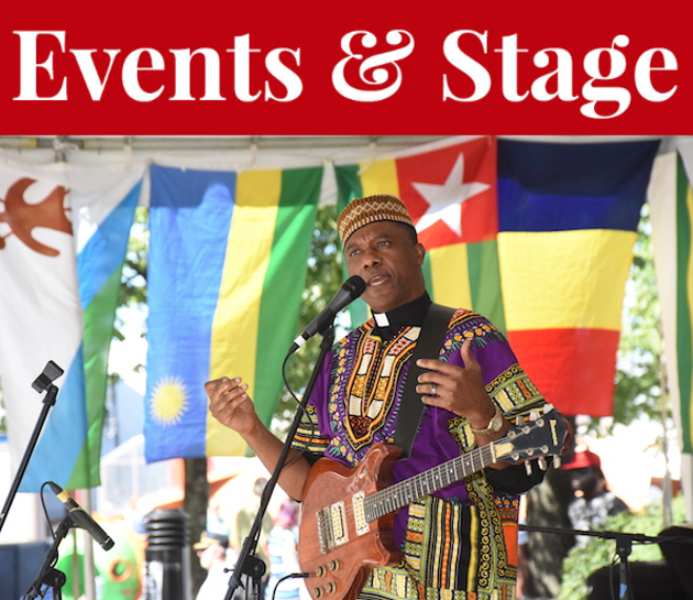 The Africa Festival of Arts and Culture returns to the Halifax waterfront. - SUBMITTED PHOTO