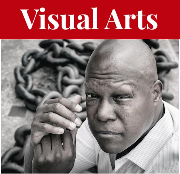 Visiting artist Yuri Dojc brings portraits of Underground Railroad descendants to the Anna Leonowens Gallery. - YURI DOJC