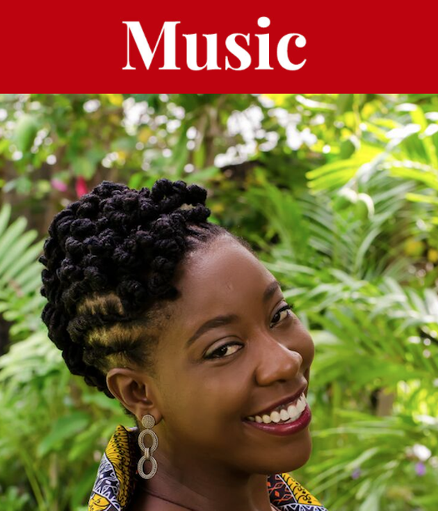 Roots-reggae up-and-comer Jah'Mila is the high point of this weekend's Caribbean Diaspora Multicultural Festival (which is saying a lot as the whole fest is lit). - SUBMITTED PHOTO
