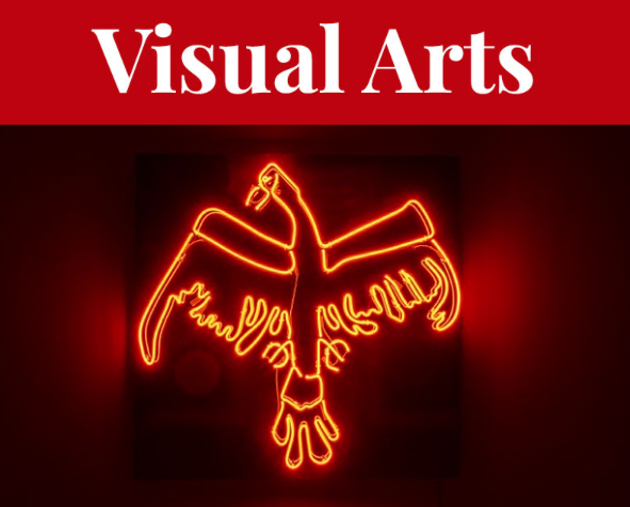 It's your last weekend to see the AGNS's illuminating, ruminating exhibit The Light Fantastic. - DUANE LINKLATER ARTWORK