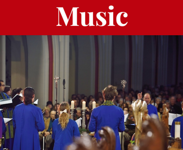 """This year's King's at the Cathedral concert series kicks off Sunday with Maurice Duruflé's """"Requiem."""" - SUBMITTED PHOTO"""