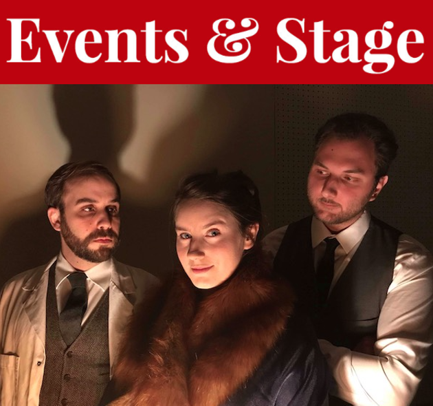 """The Villain's Theatre's fall performance sees the troupe tackle what it calls """"one of the most darkly funny and shocking plays of the Renaissance."""" - COLLEEN MACISAAC PHOTO"""