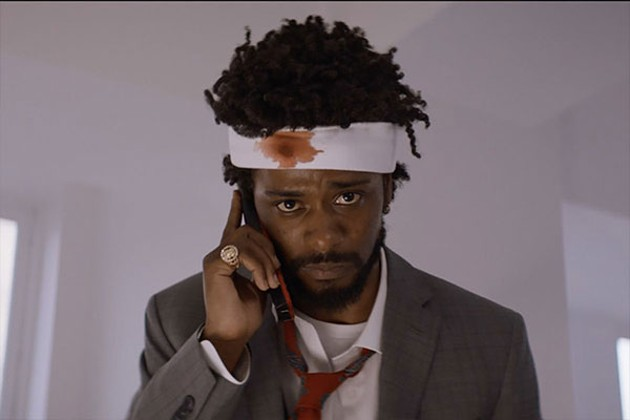 Stanfield answers his calling in Sorry to Bother You. - SUBMITTED
