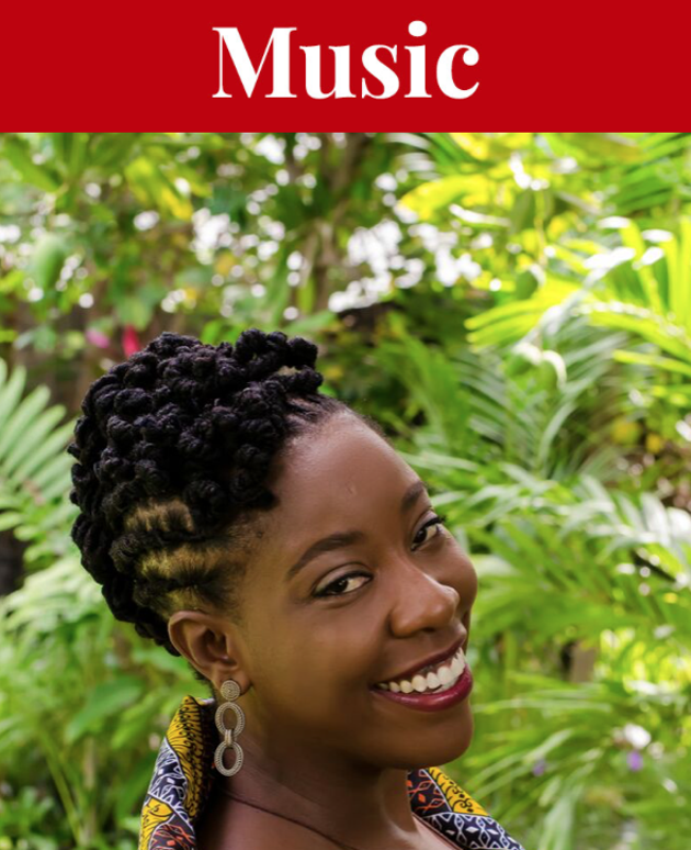 Roots-reggae queen Jah'Mila co-headlines the mini-fest Reggae Splash at The Seahorse this weekend. - SUBMITTED PHOTO