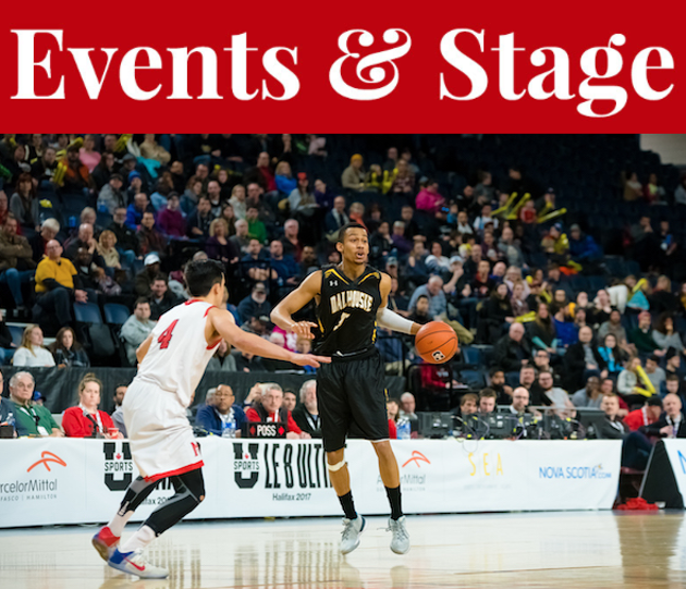 Basketball fans, get your fill of net-swishing intensity at the U Sport Men's Final 8 this weekend. - SUBMITTED PHOTO