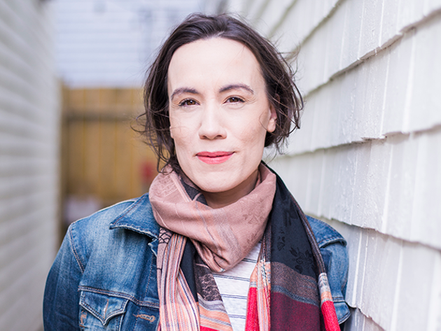 Gayle Collicutt is an anti-poverty advocate in Halifax, who has experienced the struggles first-hand faced by Nova Scotians experiencing poverty. - KYLEE NUNN